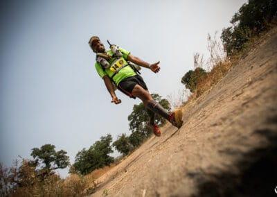 Aimé Mouliom (France) - Ultra AFRICA Race 2015