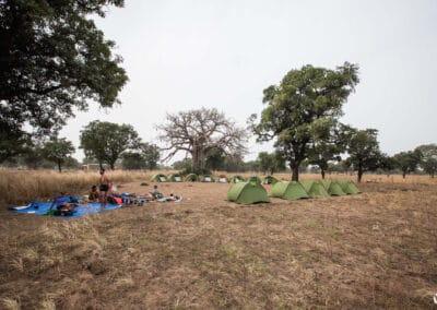 Bivouac - Ultra AFRICA Race 2015