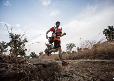 Maxime Dombeck (France) - Ultra AFRICA Race 2015