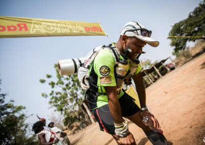 Aimé Mouliom (France) - Ultra AFRICA Race 2015