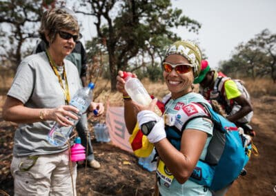 Check-point - Ultra AFRICA Race 2015