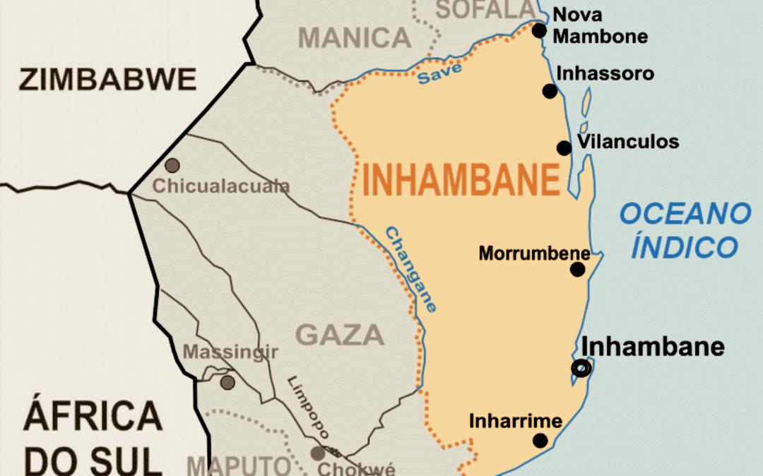 Inhambane ou l'heureux mélange des cultures