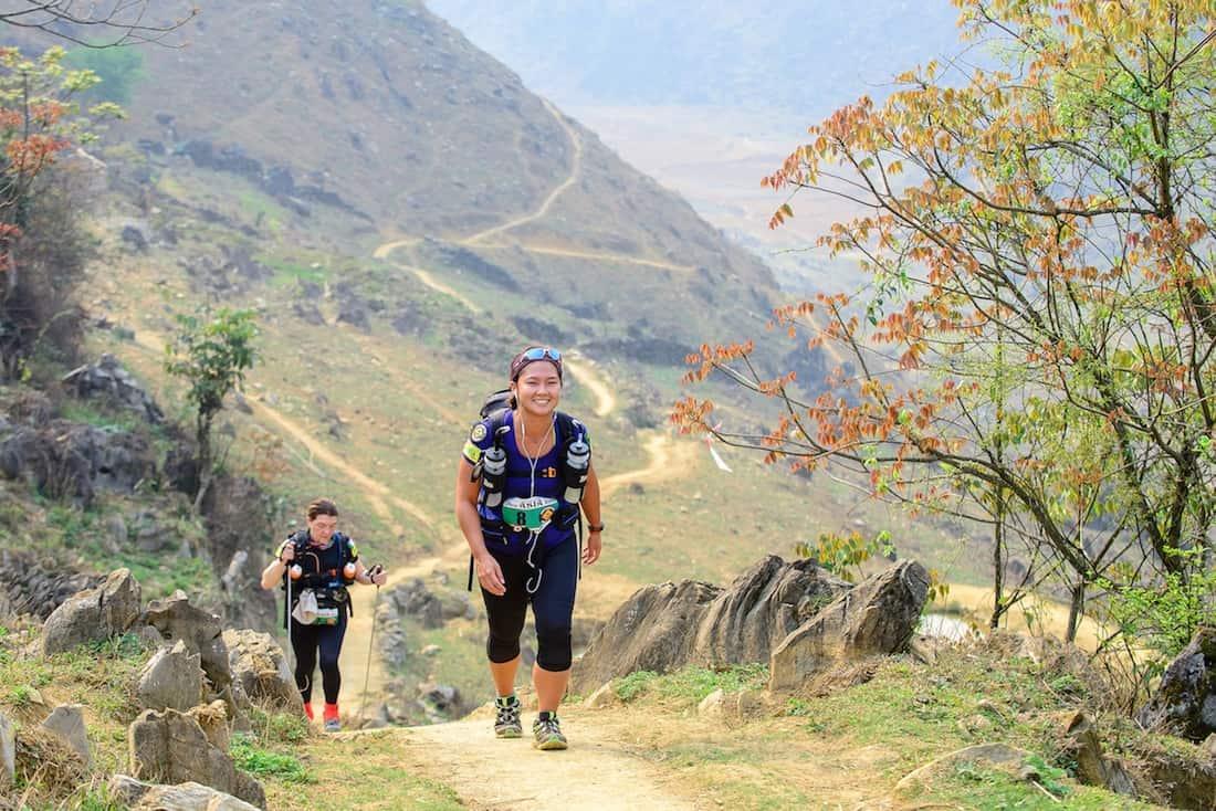 Mayra Johnson (Brésil) - Ultra ASIA Race 2016