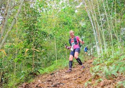Kirsty Harvey (France) - Ultra ASIA Race 2016