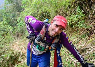 Pedro Vera Jimenez (Vénézuela) - Ultra ASIA Race 2016