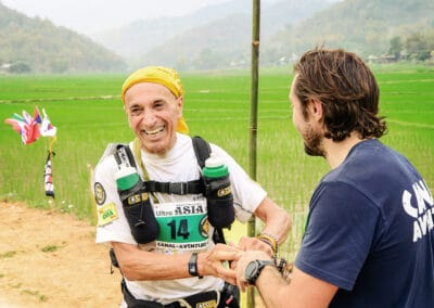 Ramon Abdala (Argentine) - Ultra ASIA Race 2016