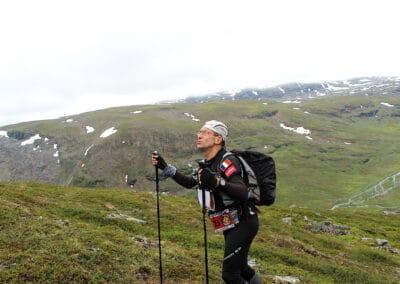 Gérard Berland (France) - Ultra NORWAY Race 2016