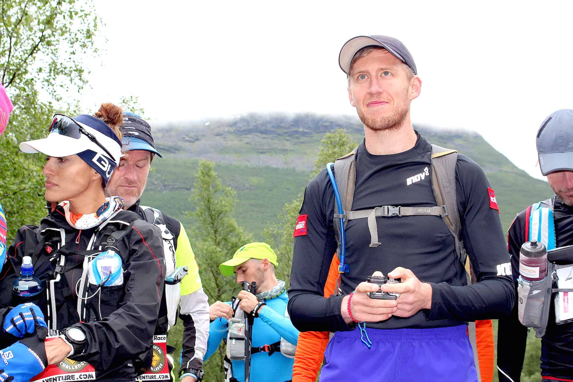 Joshua Oxenbould (UK) - Ultra NORWAY Race 2016