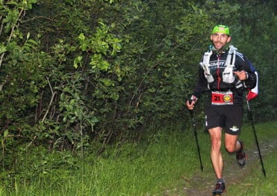 Maxime Dombeck (France) - Ultra NORWAY Race 2016