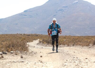 Gérard Berland (France) - Ultra BOLIVIA Race 2016