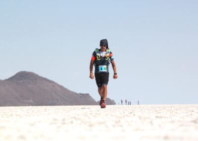 Christophe Martin (France) - Ultra BOLIVIA Race 2016
