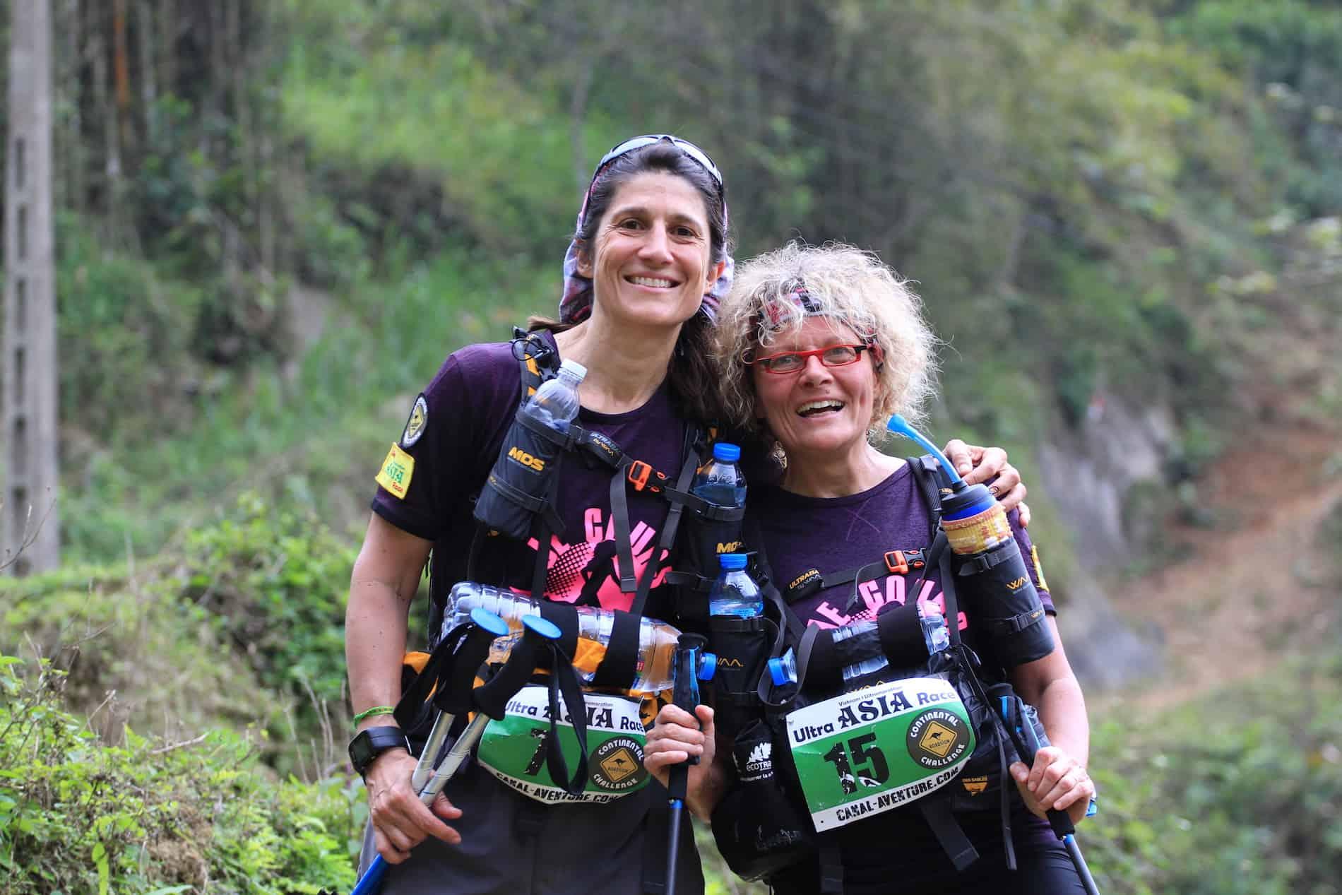 Caroline Caumon & Patricia Lesire