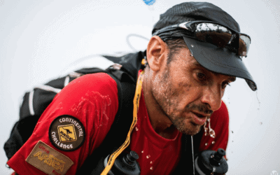 """Juan Ricardo Ferrero, the first runner 5 times """"Finisher"""" on 5 different continents"""