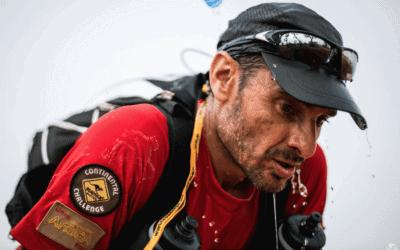 Juan Ricardo Ferrero, le premier coureur 5 fois «Finisher» sur 5 continents différents