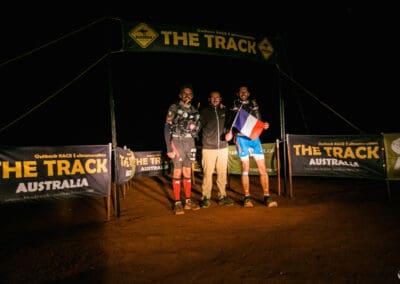Patrick, Jérôme & Philippe - THE TRACK 2015