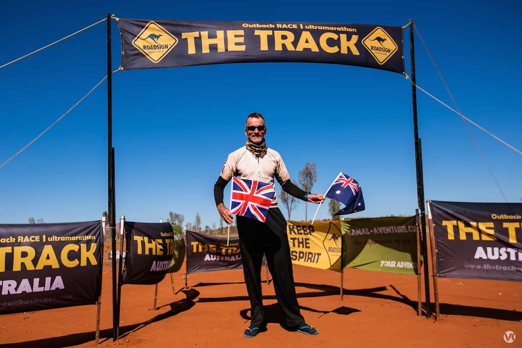 David Taylor (UK) - THE TRACK 2015