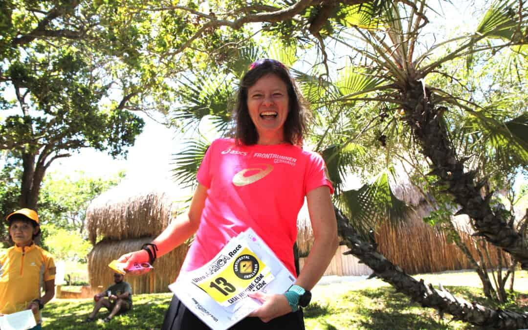 Andréa Löw : le bonheur de courir le monde…