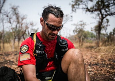 Juan Ricardo Ferrero (Argentine) - Ultra AFRICA Race 2015