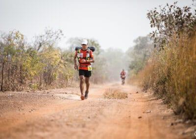 Tommy Chen (Taïwan) - Ultra AFRICA Race 2015