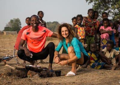 Anatole & Ita - Ultra AFRICA Race 2015