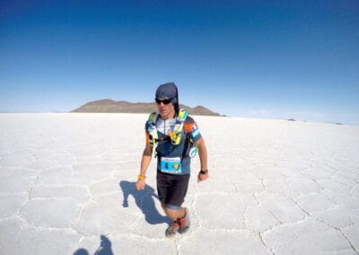 Christophe Martin (France) - Ultra BOLIVIA Race 2016
