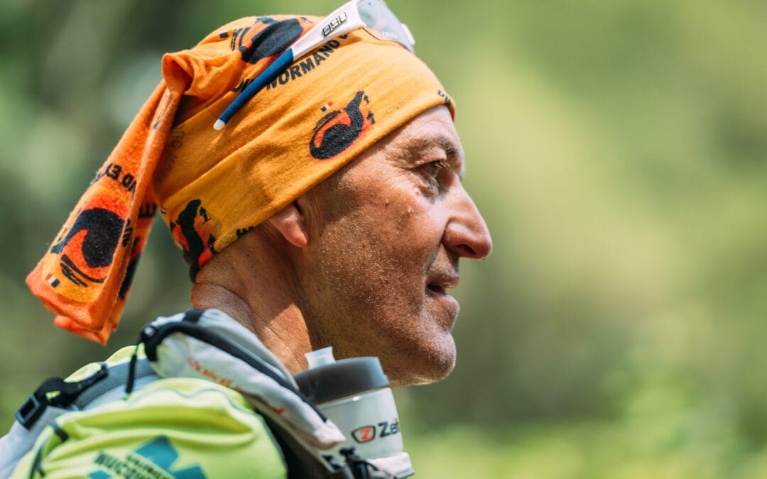 Nicolas Autret, having race under your skin