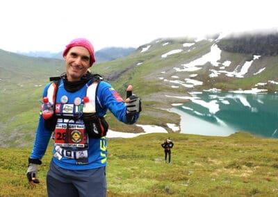 Pedro Vera Jimenez (Vénézuela) - Ultra NORWAY Race 2016