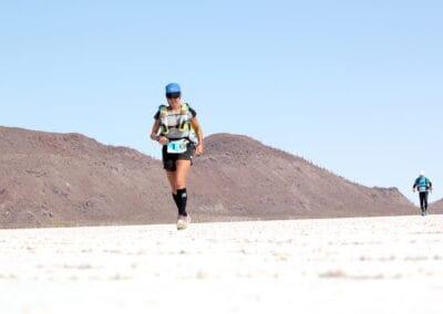 Ita Emanuela Marzotto (Italie) - Ultra BOLIVIA Race 2016