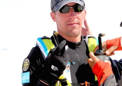 Matthieu Hirard (France) - Ultra BOLIVIA Race 2016
